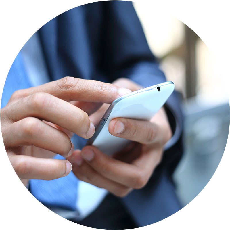 Mobile solution for business